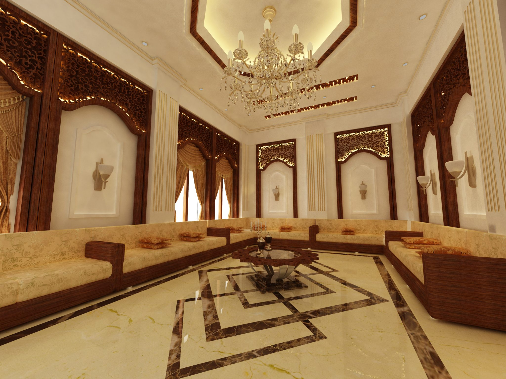 Majles Decoration