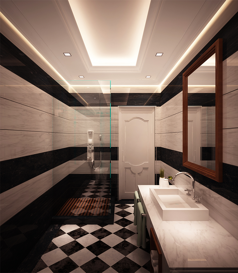 Bathrooms Decoration