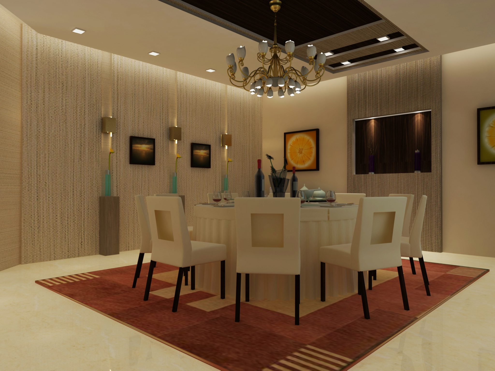 Dining Rooms Decoration