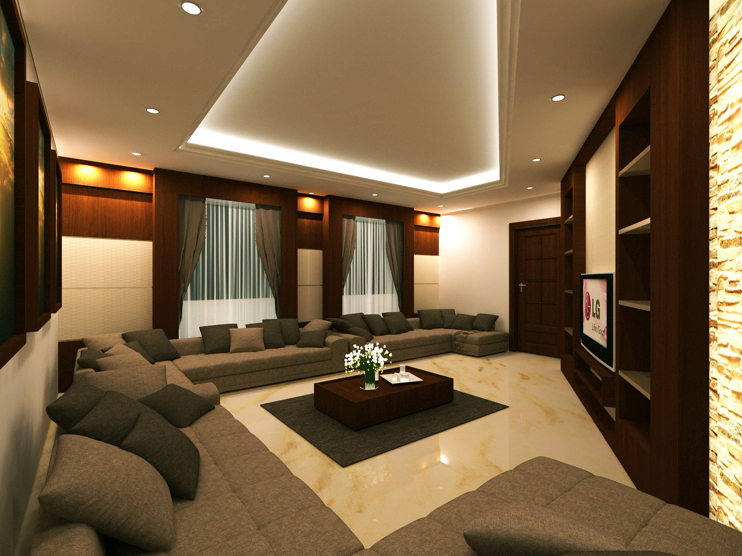 Living Rooms Decoration